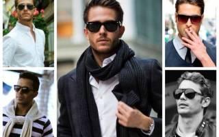 Как правильно подобрать солнцезащитные очки мужчин. модных тенденций в мужских очках. Как поддержать свой стиль