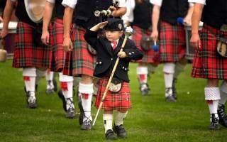 Почему шотландцы носят юбки — мозаика странностей. Килт — шотландская юбка для мужчин