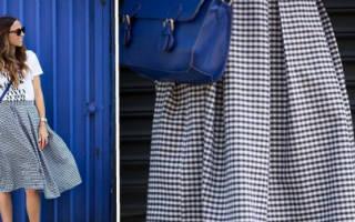 Модные юбки со складками. Юбка с бантовыми складками — находка для каждой женщины