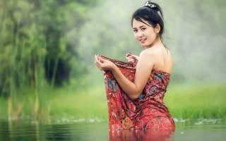 Как делать боди массаж дома девушке. Боди массаж в тайланде