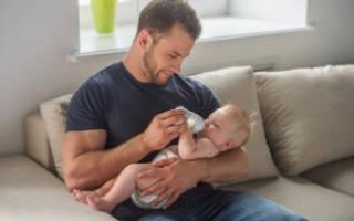 Оформить пособие по уходу за ребенком отцу. Как мужчине уйти в декретный отпуск по уходу за ребенком? Как не потерять пособие и возможен ли отпуск по уходу за ребенком, если отец не работает