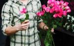 Что говорит о мужчине подаренный им букет? Психологическое значение цветов. Мужчина дарит женщине цветы — какие и почему