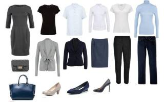 Дресс код офисный стиль. Универсальные правила дресс-кода. Фото делового гардероба женщины
