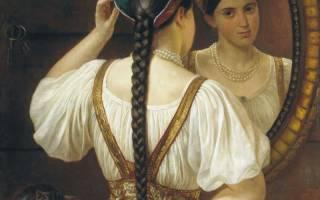 Сакральный инструмент женщины. Ведическая стрижка